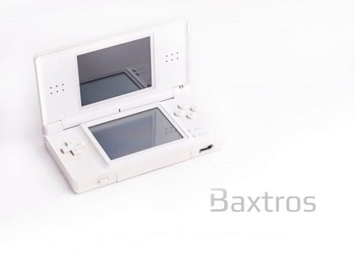 Nintendo Ds Lite White Console Grade A Baxtros
