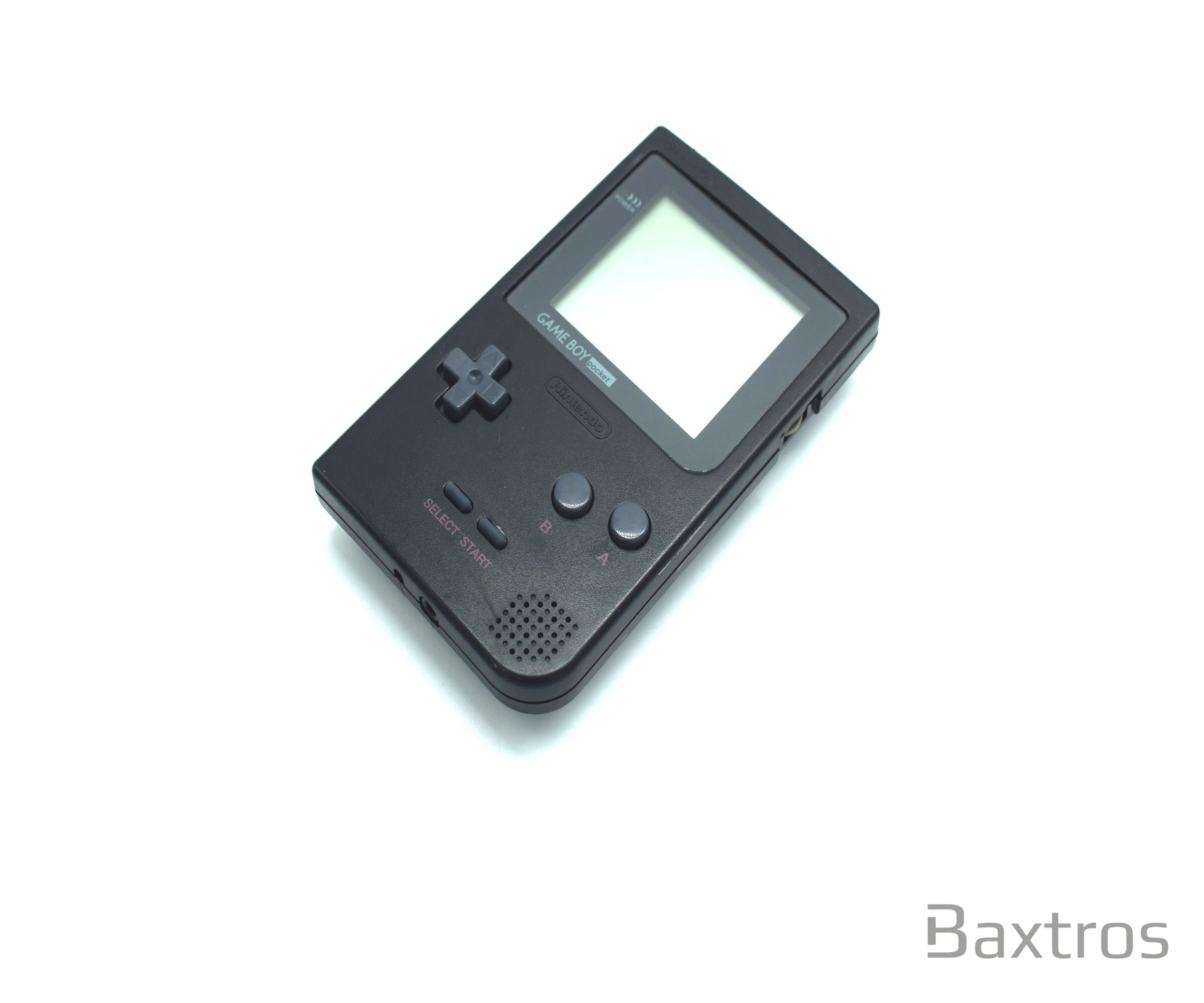 Nintendo Gameboy Pocket Black Console Grade A Condition