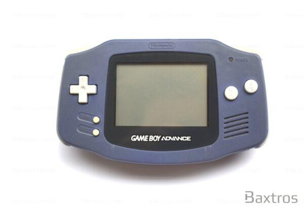 Nintendo Gameboy Advance GBA Game Boy Console Purple