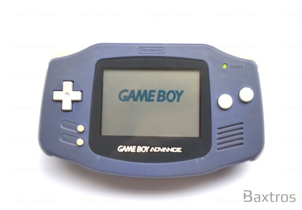 Nintendo Gameboy Advance GBA Game Boy Console Purple