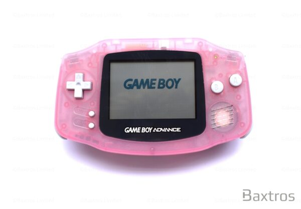 Nintendo Gameboy Advance GBA Game Boy Console Pink