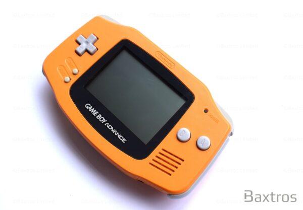 Nintendo Gameboy Advance GBA Game Boy Console Orange