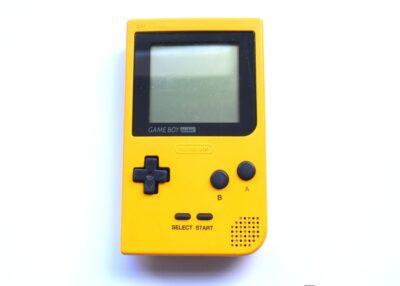 Nintendo Gameboy Pocket Yellow Console Grade A Condition