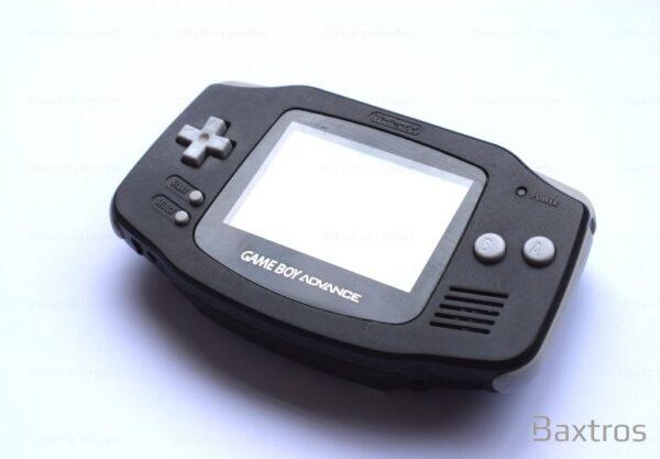 Nintendo Game Boy Advance Console GBA Gameboy Retro Black