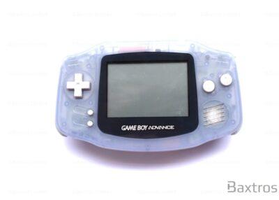 Nintendo Gameboy Advance GBA Clear Console (c) Baxtros Limited