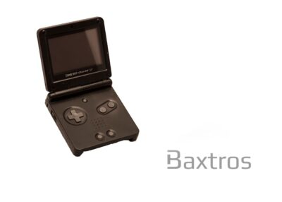 Nintendo Gameboy SP Black Console from Baxtros.co.uk
