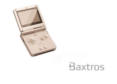Nintendo Gameboy SP Silver Console Grade B