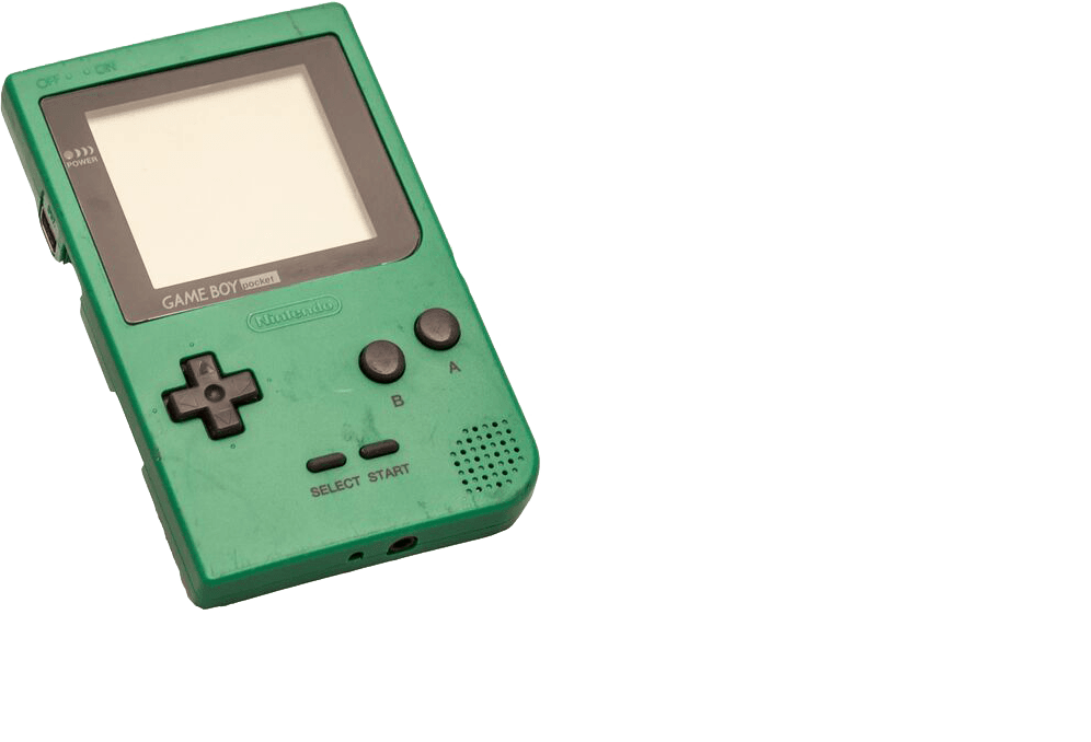 Green Gameboy Pocket to buy online