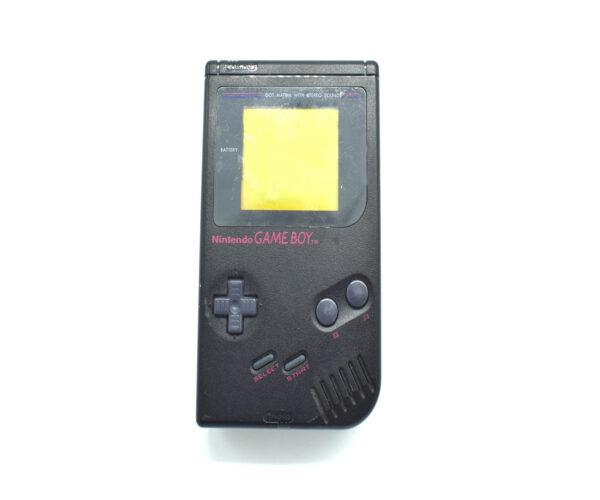 Nintendo Game Boy Original Hand Held Black Console Grade A Condition