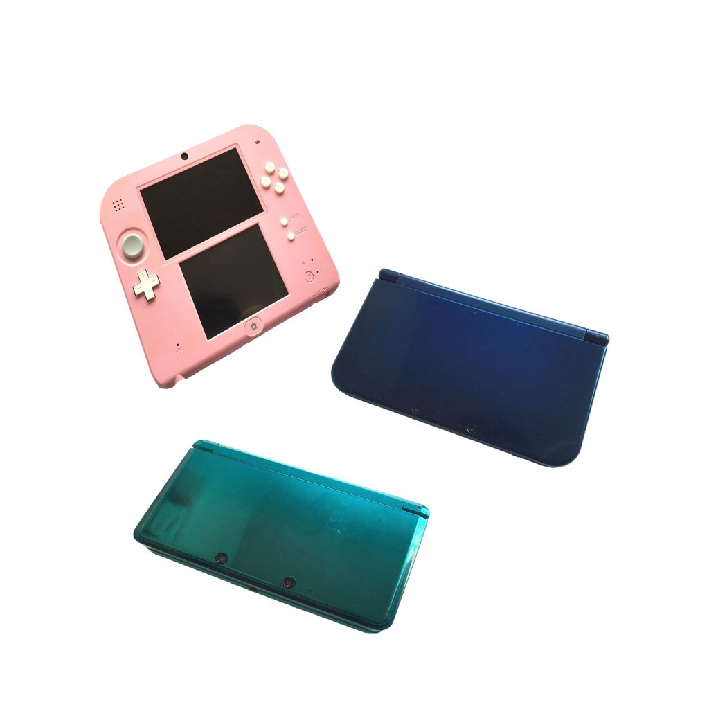 Refurbished Nintendo 2DS & 3DS Consoles