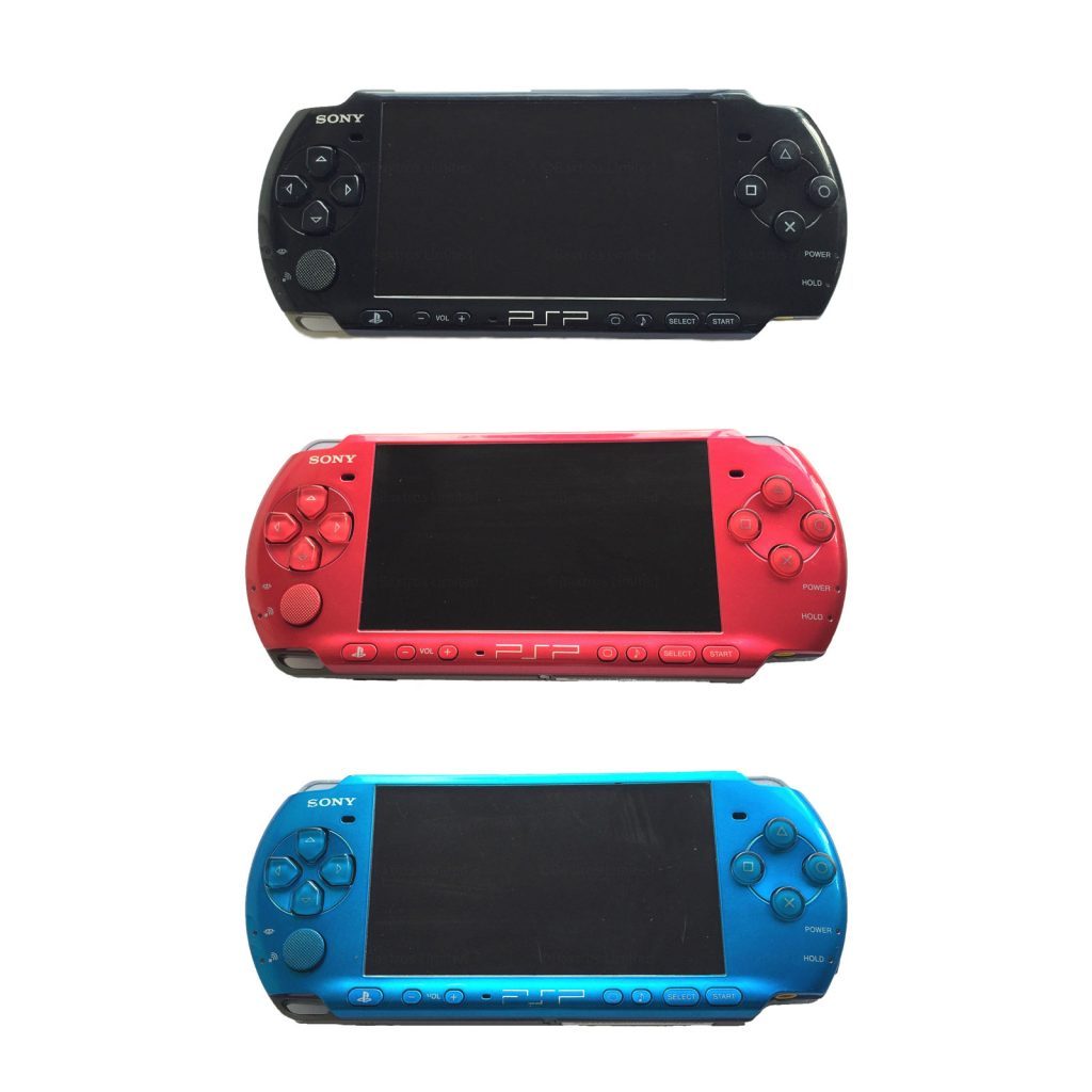 Refurbished Sony PSP Consoles