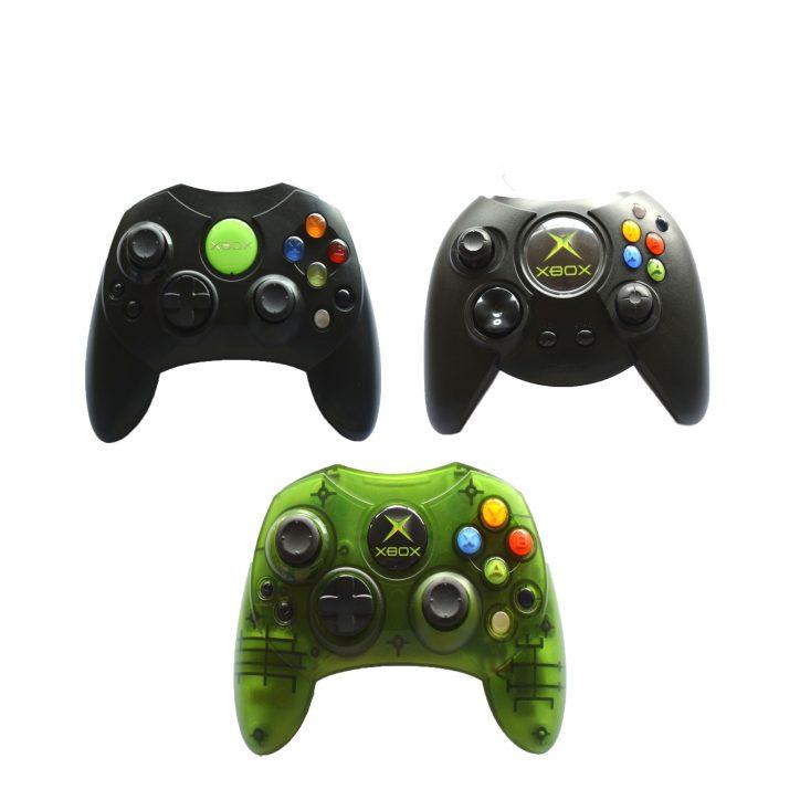 Xbox original bubble