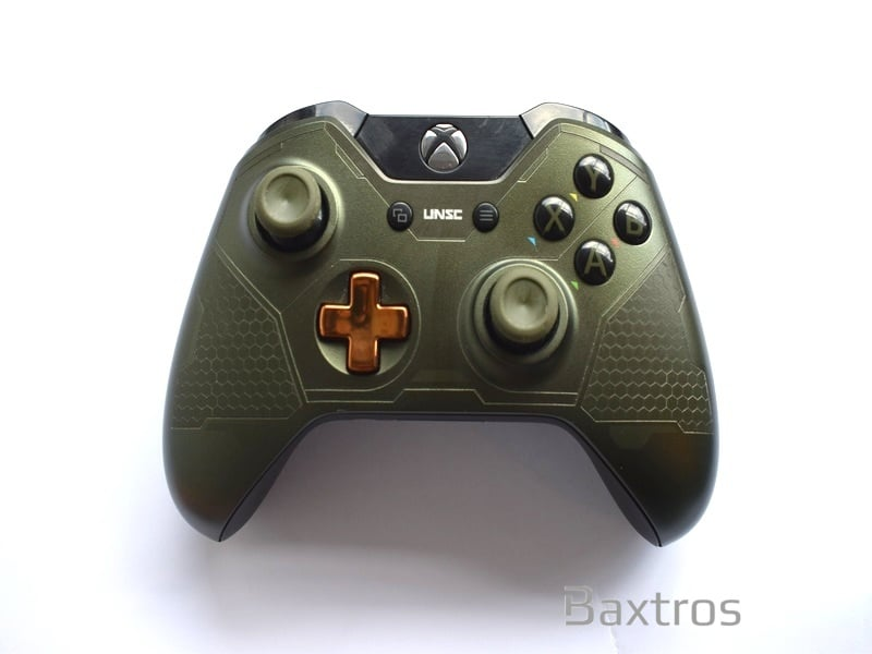 Official Xbox One Wireless Controller Halo 5 The Master Chief Edition
