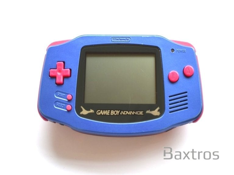 Nintendo Gameboy Advance Pokémon Center Latios&Latias Limited Edition Console (c) Baxtros Limited