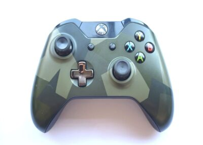 Official Xbox One Wireless Controller Halo 5 The Master