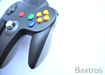 N64 Controllers For Sale - Original Nintendo 64 Gamepads