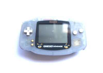 Nintendo Gameboy Advance GBA Console Giants Edition (c) Baxtros Limited
