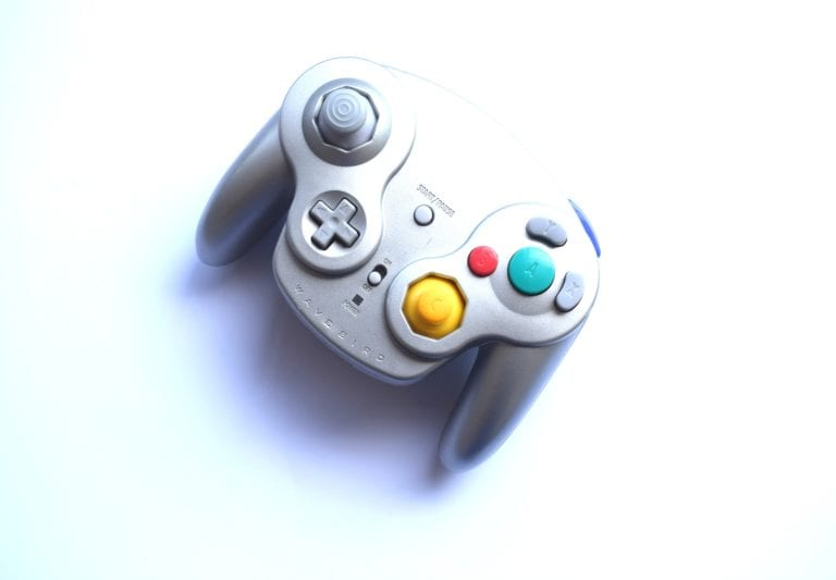 Nintendo Gamecube Wavebird Controller without Adapter (c) Baxtros Limited