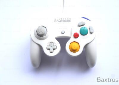 Nintendo Game Cube Controller White Grade B