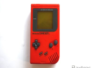 Nintendo Game Boy Original Hand Held Red Console
