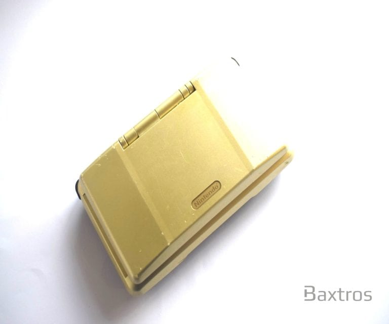 Nintendo DS Original Gold Console