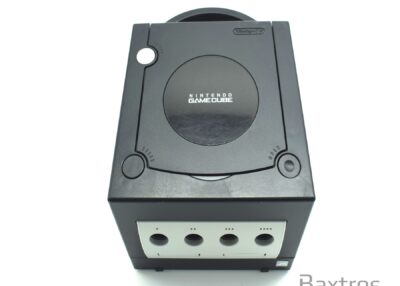Nintendo Gamecube Console Region Free Xeno 8 Chip Black