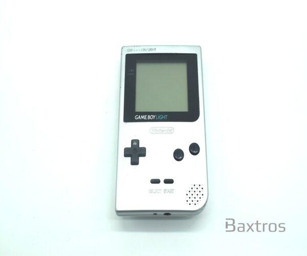 Nintendo Gameboy Light Grey Silver Console Grade A