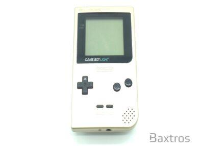 Nintendo Gameboy Light Gold Console Grade A
