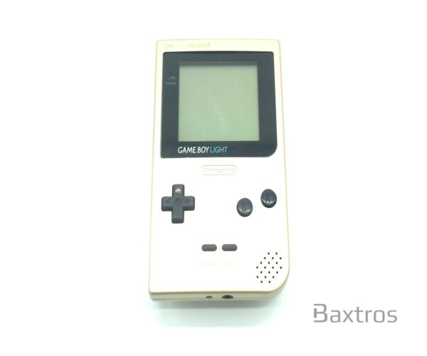 Nintendo Gameboy Light Gold Console Grade A