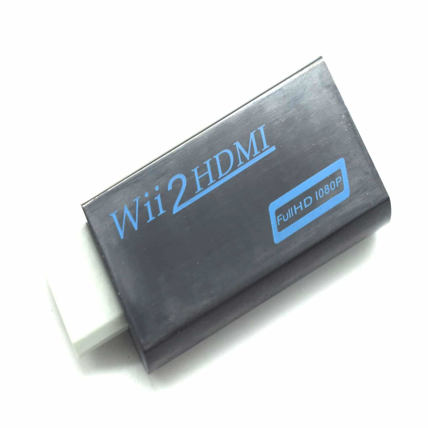 Wii to HDMI 1080p Adapter Black