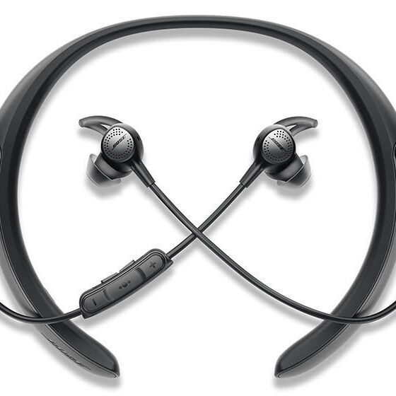 Bose QuietControl Noise Cancelling In-Ear QC30 Bluetooth Wireless Headphones